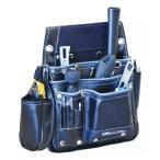 DBLTACT 本革釘袋 卓越モデル 黒 DTL-11-BK 1