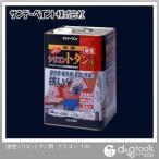 サンデーペイント 油性シリコントタン用(アクリル・シリコン変性樹脂配合トタンペイント) ナスコン 14kg