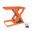 トラスコ 油圧テーブルリフト積載  150kg600×800 HDL150608W