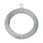 トラスコ(TRUSCO) メッキ付ワイヤーロープΦ9mmX20m 530 x 335 x 100 mm CWm9S20