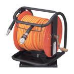 トラスコ(TRUSCO) B型エアーリールスィングカップリング付8.5X12.520m巻 360 x 305 x 375 mm TAB8520Nの画像