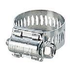 トラスコ ステンレスホースバンド締付径17.0〜32   63012 10 個