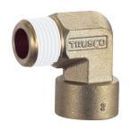 TRUSCO ねじ込み継手エルボR1/8-RC1/8 TN-11L ねじ込み継手エルボ(外×内ねじ) C10001 C20466 C300005