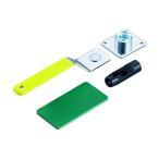 トラスコ(TRUSCO) 両面ハトメパンチセットプラスチック用10mm 206 x 97 x 35 mm THPJH10 1S