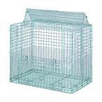 TRUSCO 収集用ゴミ箱 1100X700X900