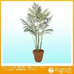 タカショー グリーンデコ 屋内用 洋風ヒメヤシ(人工植物/観葉植物)  1.8m GD-86S
