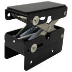 和気産業 Walist ウォリスト 2×4材用金具 突っぱりジャッキ 黒  8702400  ツーバイフォー材 パーツ