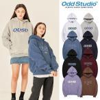 オッドスタジオ パーカ ODD STUDIO メンズ レディース ODSD LOGO LOOSE-FIT HOOD T-SHIRTS ロゴ ルーズ フィット フードTシャツ 全7色 EG09XX00080 ウェア