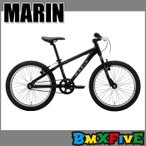 BMX専門店 MARIN(マリン) DONKY Jr/ブラック 20インチ/子供用自転車 完成車発送・送料無料