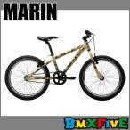 BMX専門店 MARIN(マリン) DONKY Jr/カモ 迷彩 20インチ/子供用自転車 完成車発送・送料無料