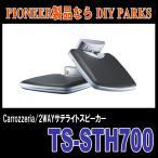 PIONEER/Carrozzeria正規品 TS-STH700 2WAYサテライトスピーカー