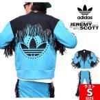 セットアップ メンズ adidas × Jeremy Scott アディダス × ジェレミースコット ジャージ 上下セット スケーター ストリート系 ファッション