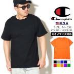 チャンピオン Tシャツ メンズ 半袖 ワンポイントロゴ 日本未発売 大きいサイズ Champion T1919 2017 春夏 新作