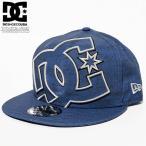 DC キャップ メンズ スナップバックキャップ 帽子 DC SHOE New Era 9FIFTY キャップ DOUBLE UP 2017秋冬 新作