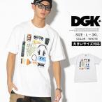 DGK Tシャツ メンズ 半袖 TOOLS OF THE TRADE 大きいサイズ 夏 サマー