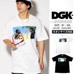 DGK Tシャツ メンズ 半袖 プリント 大きいサイズ 夏 サマー