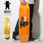 GRIZZLY グリズリー クルーザーボード 32インチ ロングスケート Gone Fishing Cruiser Board GMA1605H02 B系 ストリート系 ファッション