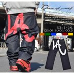 B系 デニム メンズ 極太 ジーンズ ヒップホップ B系 ストリート系 ファッション ダンス 衣装 大きいサイズ