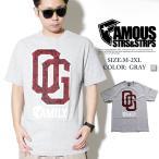 フェイマス Tシャツ メンズ 半袖 FAMOUS FM01140082 ポップパンクスタイル バンド ハードコア 西海岸スタイル Blink182 Travis Barker 春