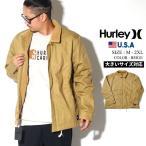 Hurley ハーレー ミリタリージャケット メンズ CD3466 大きいサイズ