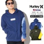 Hurley ハーレー パーカー メンズ ブランド おしゃれ スポーツ コーデ 裏起毛 CI6880 大きいサイズ