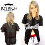 JOYRICH ジョイリッチ メッシュベースボールシャツ U1402SH B系 ストリート系