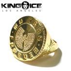 指輪 ブランド おしゃれ メンズ ゴールド 14k Wu-Tang