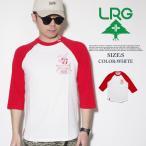 ショッピングLRG LRG エルアールジー 七分袖 Tシャツ B系 ストリート系 スケーター ファッション