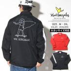 マークゴンザレス コーチジャケット メンズ ナイロンジャケット MARK GONZALES 2G5-8914 スケーターブランド 大きいサイズ 2017秋冬 新作
