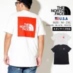 ポイント10倍 ノースフェイス Tシャツ メンズ 半袖 BOXロゴ プリント THE NORTH FACE USモデル NF0A4M4R 大きいサイズ 2020春 新作