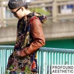 Profound Aesthetic プロファウンドエステティック パーカージャケット メンズ ヒップホップ ストリート 服 B系ファッション 大きいサイズ クリスマス