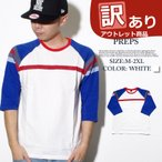 ワケアリ PREPS プレップス Tシャツ 5分袖 メンズ B系 ファッション ストリート系