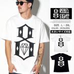 REBEL8 レベルエイト Tシャツ 半袖 Logo Tee R8SI-01H6 メンズ ロゴT B系 ストリート系 ファッション