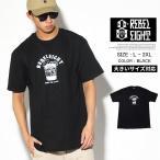 REBEL8 Tシャツ メンズ 半袖 レベルエイト 110010099 夏 サマー