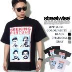 B系 Tシャツ STREET WISE ストリートワイズ Tシャツ B系 B系 ストリート系