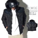 TWO ANGLE トゥーアングル 中綿ジャケット アウター BORE ストリート系 B系 メンズファッション