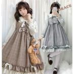 ロリータ衣装 ワンピース lolita ドレス レディース二次元衣装