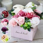 ソープフラワー ボックス フラワーボックス 母の日 2021 誕生日 プレゼント 女性 ギフト 花 結婚祝い お誕生日 お花 お祝い おしゃれ フラワーギフト 樅