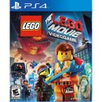 ショッピングPlayStation 【PS4】THE LEGO MOVIE VIDEOGAME (北米輸入版)