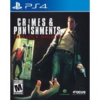 【PS4】Crimes and Punishments: Sherlock Holmes 罪と罰シャーロック・ホームズ[北米版]