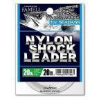 ヤマトヨ  ナイロンショックリーダー 20m size 7号 30lb