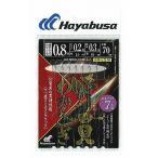 Hayabusa  ╕╨ц╞еяеле╡ео ╜╓┤╙еяеле╡ео ╜й┼─ене─е═╖┐7╦▄│├ 0.8б╛0.2
