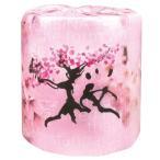 トイレットペーパー 桜1R ★100個単位でご注文願います