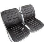 ☆ NEW!!高品質のヒートカーシート 2枚セット すぐに座席が暖まる 車 暖房 ハイブリット ☆