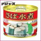 数量限定【 極洋 】 鯖缶 天日塩使用 さば水煮 190g