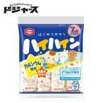 亀田製菓 はじめておやつ ハイハイン 53g(2枚×16個包装) 管理番号171907