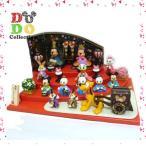 ミッキーミニー&フレンズ ひな人形 台座付き ひなまつり 雛人形 東京ディズニーリゾート 限定 グッズ