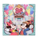 マグネット 東京ディズニーランド36周年 記念グッズ お土産