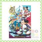 ディズニーランド夏祭り 2016年 メインデザイン ポストカード 東京ディズニーランド限定 グッズ お土産