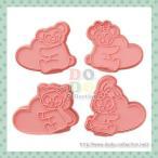 クッキー型 ダッフィーのハートウォーミング・デイズ キッチングッズ 東京ディズニーシー 限定